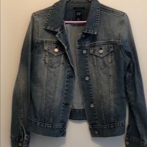 Gap Jean jacket. Bottoms with Gap 1969